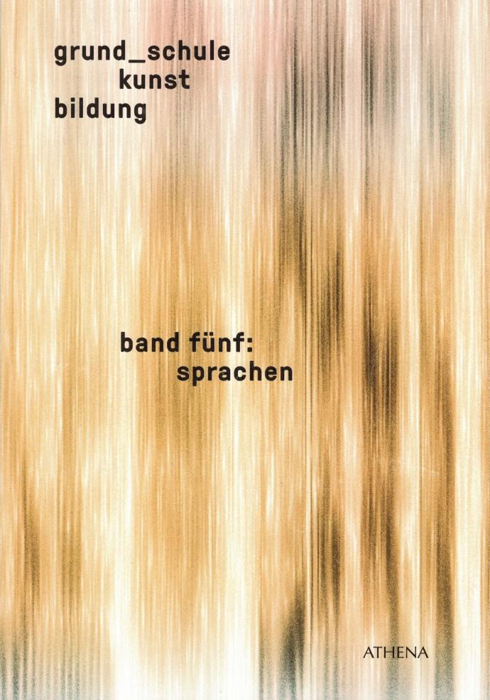cover_grund schule kunst bildung_band fünf